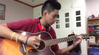Let her go (Sungha Jung cover)