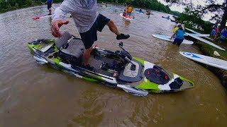 Epic Kayak Stability & Mind Blowing Surf Ski Kayak FeelFree Lure 13