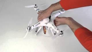XciteRC Quadrocopter Rocket 400 GPS Version 3 Magnetometer kalibrieren