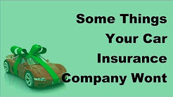 2017 Car Insurance - The Fine Print In Car Insurance