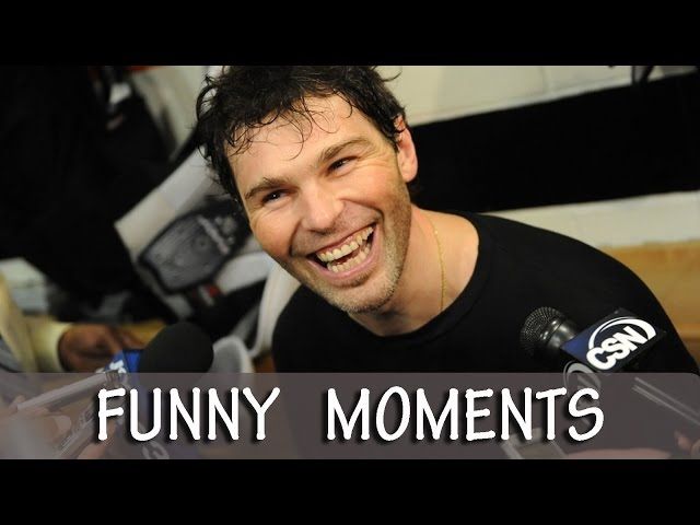 Jaromir Jagr - Funny Moments [HD]