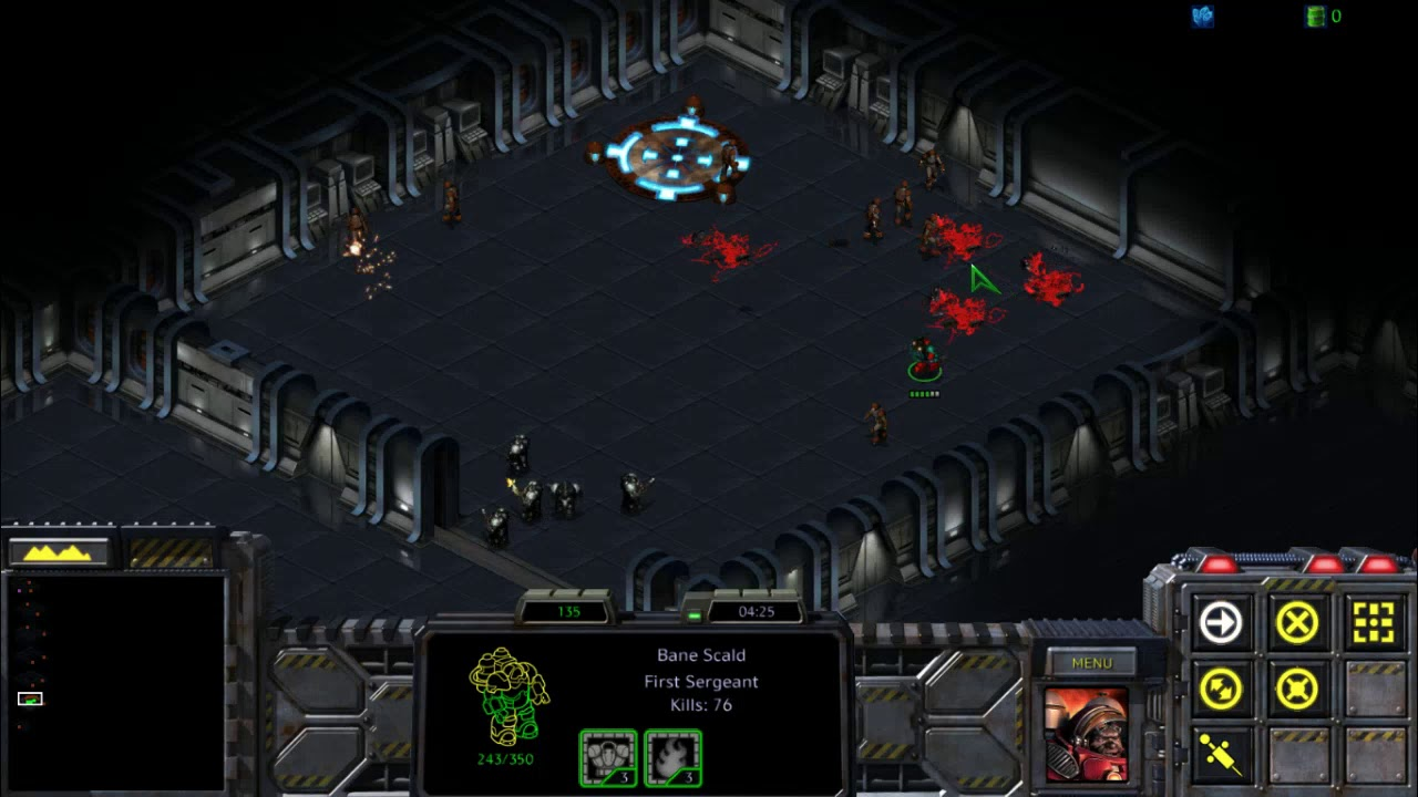 StarCraft: TheLostWorlds - Episode I: ProjectMerge - 8. To the Depths [R]