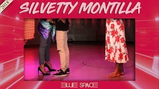 Blue Space Oficial - Silvetty Montila -  06.10.18