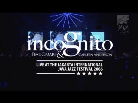 Incognito ft.Omar & Carleen Anderson