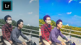 EXTREME EDITING FOTO LIGHTROOM ANDROID MODE