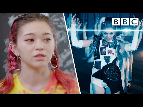 How to create a K Pop music video with Alex Christine | K Pop Idols: Inside the Hit Factory - BBC