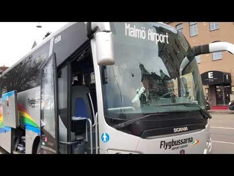 Flygbussarna Malmo City to Malmo Airport