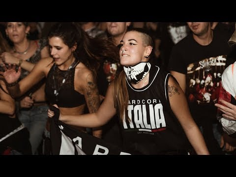 24-11-2017 - Hardcore Italia - Official Showcase @ Milano Music Week - Aftermovie [HD]