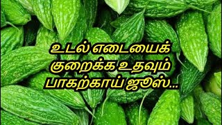 Benefits of Bitter Gourd in Tamil  Pavakkai   Bitter melon  Healthy Life   Tamil