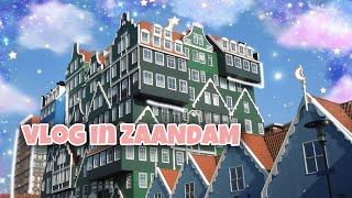 vlog in zaandam