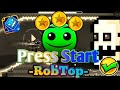 GEOMETRY DASH SUBZERO -Press Start- (By:RobTop Games) (xAlex_YTx) 2018