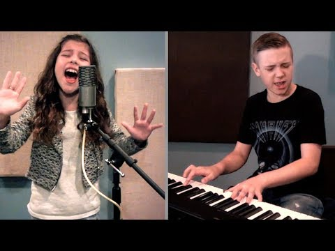 DON'T STOP BELIEVIN (Journey) Cover by Natalie Dayane & Avery Molek