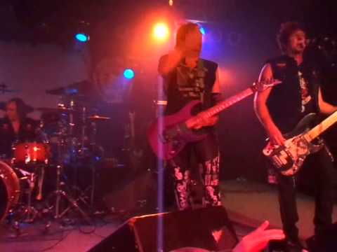 The Issues opening for Genitorturers 10-29-2014