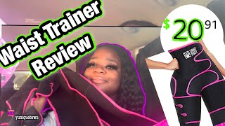 Waist and thigh trimmer   Review