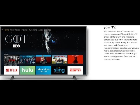 Amazon Fire TV Review-With Access to Netflix Hulu HBO NOW YouTube Prime  Video