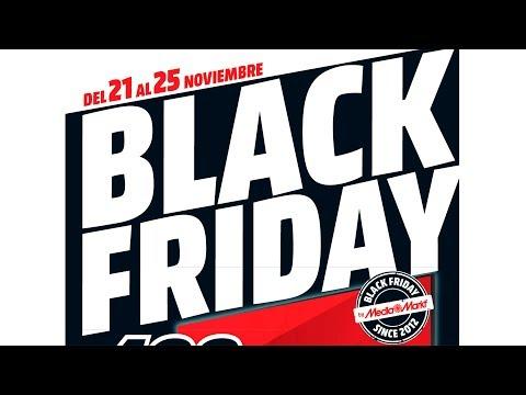 Ofertas Black Friday Mediamarkt 2018 TV, Audio Y Telefonia