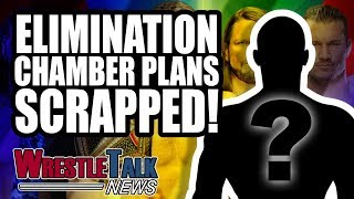 MAJOR Changes To WWE Elimination Chamber 2019! AEW Sells Out! WrestleTalk News Feb. 2019