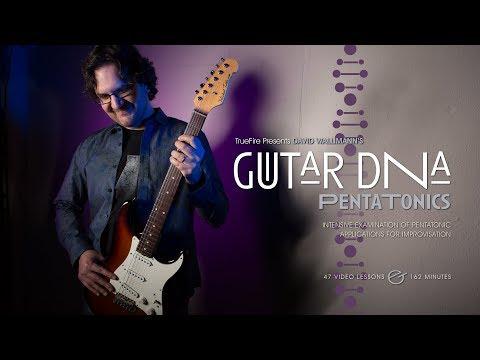 TrueFire Guitar DNA Courses