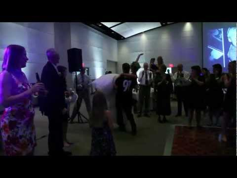 Pennsylvania Wedding Bridal Dance Ending
