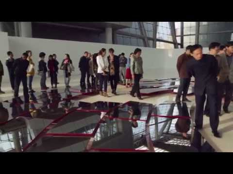 Caroline Tapernoux exhibition - Jiangsu Modern Art Museum, Nanjing - China