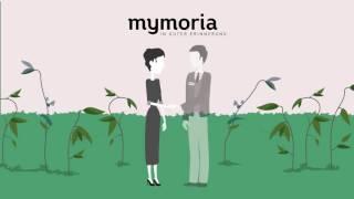 Bestattung online bei MYMORIA buchen - So funktioniert`s
