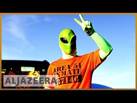 Al Jazeera English: 'Storm Area 51': Possible crowds worry Nevada desert towns