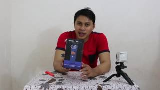 Unboxing LD-160 LED VIDEO LIGHTING dapet bungkusan BOYA & ZOOM H1 Limited Edition