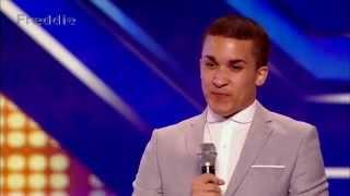 Jahmene Douglas At Last The X Factor UK 2012