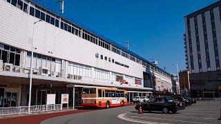 【4K】JR西明石駅探訪 2021年2月21日