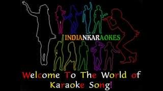 Zindagi Ne Zindagi Bhar Gham - The Train ( Hindi Karaoke ) HT.wmv