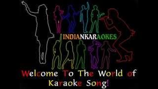 Zindagi Ne Zindagi Bhar Gham - The Train ( Hindi Karaoke ) HT.wmv