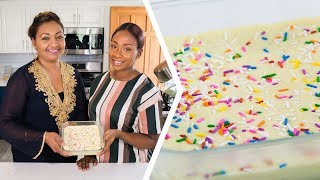 How To Make Trini Milk Barfi   Foodie Nation