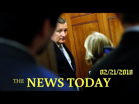 Cruz Urges Biofuels Policy Revamp At Rally For Bankrupt U.S. Refiner | News Today | 02/21/2018 ...