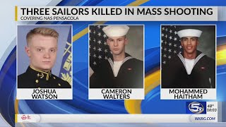 Naval Academy to honor NAS Pensacola shooting victims at Army-Navy game