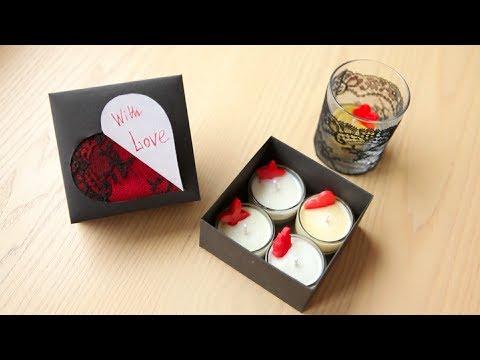 Подарочная коробка с сердечком своими руками (ЛЕГКО!)