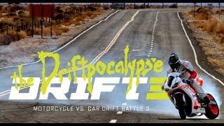 Motorcycle vs. Car Drift Battle 3 - Trailer
