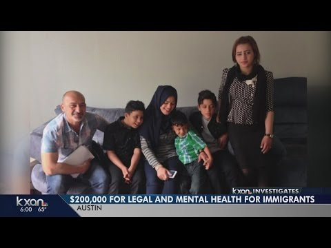 City expands mental health and legal help for immigrants