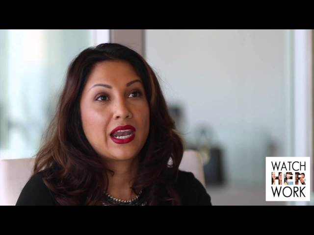 Power: The Key To Leadership, Nancy Almodovar | WatchHerWorkTV