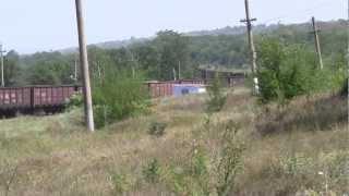 2TЭ116 942 , Давлет-Агач - Арциз,  2012.июль 23.