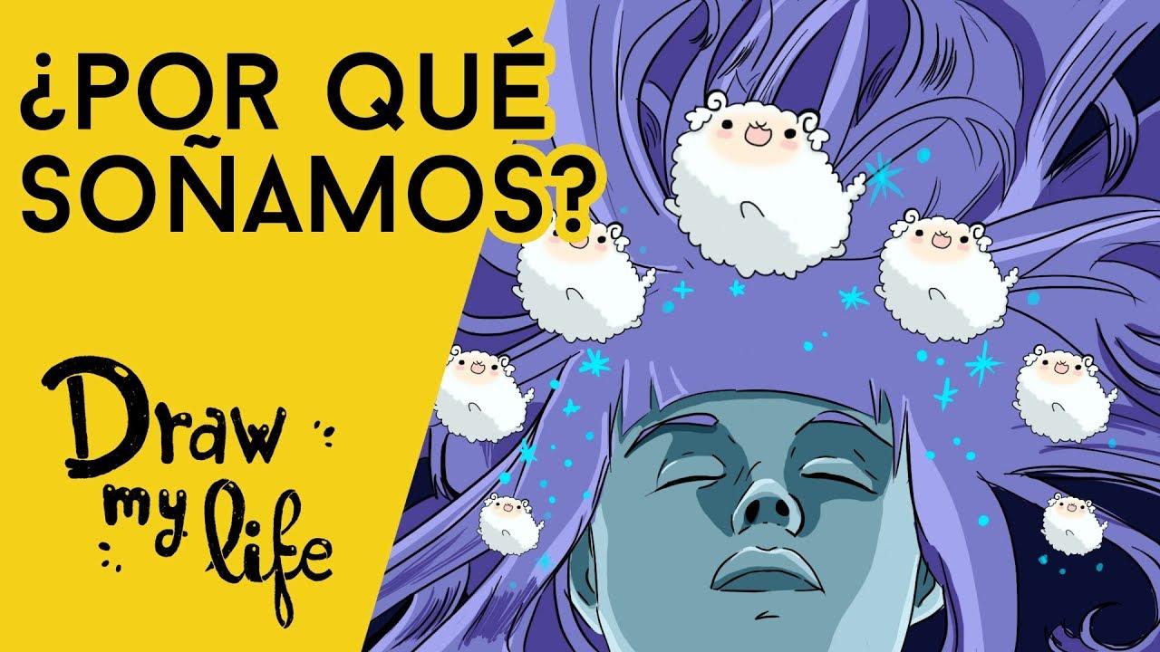 CURIOSIDADES de los SUEÑOS - Draw My Life