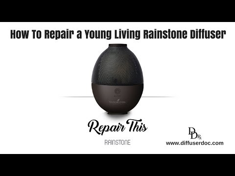 how-to-repair-a-young-living-rainstone-diffuser