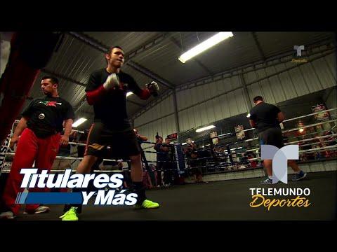 Habrá revancha entre Maravilla Martínez y Chávez Jr. | Titulares y Más | Telemundo Deportes