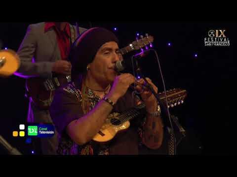 Chico Trujillo  - Festival Internacional de la Canción de San Francisco 2019