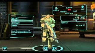 Live Streaming XCOM Enemy Unknown - Iron Man - Part 1