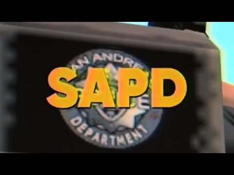 CHiPs - GTA San Andreas