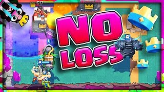 NO LOSSES!! • Clash Royale DRAFT CHALLENGE