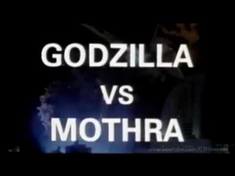 Godzilla vs. Mothra (1992) - Restored International Trailer