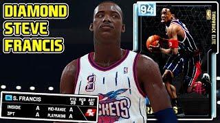 DIAMOND STEVE FRANCIS GAMEPLAY! WORTH THE SPLASH OR JUST TRASH!? NBA 2k19 MyTEAM