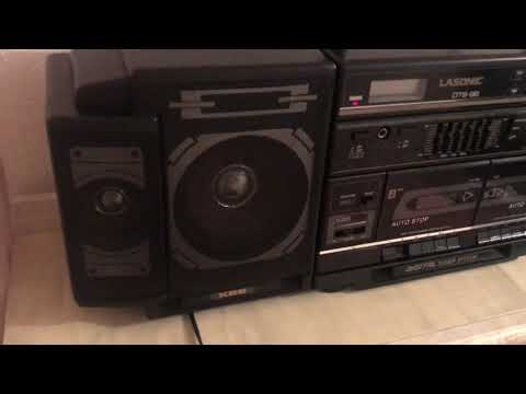 Lasonic DTS-98. Mega Boombox.Test3. Sold Out-продан