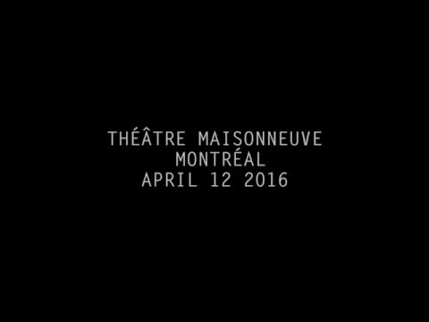 Godspeed! You Black Emperor + The Holy Body Tattoo = Monumental (Montréal/April12, 2016) live, 1080p